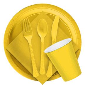 מסיבה בצהוב