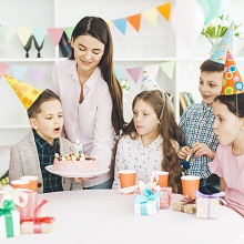 ימי הולדת ילדים
