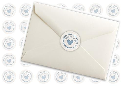 מדבקות לסגירת מעטפה